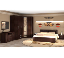 Модульная спальня Страсбург 02 (дуб Тортона)
