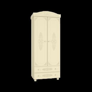 Шкаф комбинированный Анжелика плюс