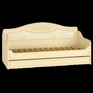 Кровать Анжелика плюс 0.9 с ящиком