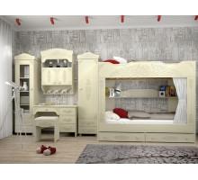Мебель для детской комнаты Анжелика плюс 01