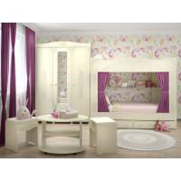 Мебель для детской комнаты Анжелика плюс 03
