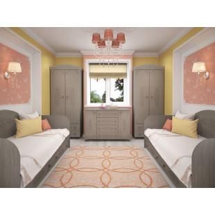 Модульная спальня Анжелика плюс 05