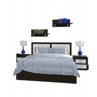 Кровать Бостон премиум венге