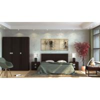 Модульная спальня Бостон 02 венге