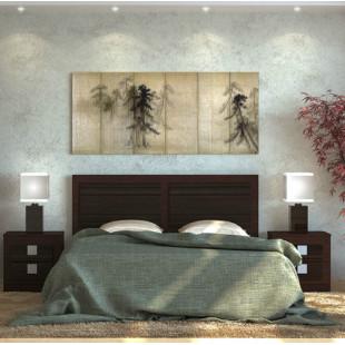 Кровать Бостон венге