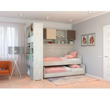 Мебель для детской комнаты Деко 01