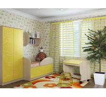 Мебель для детской комнаты Джунгли 02