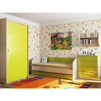 Мебель для детской комнаты Джунгли 03