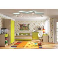 Мебель для детской комнаты Джунгли 04