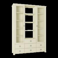 Шкаф комбинированный Клэр