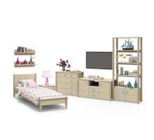 Мебель для детской комнаты Клэр 02