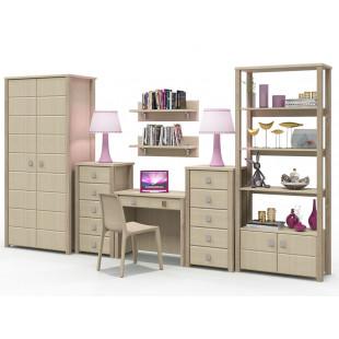 Мебель для детской комнаты Клэр 04