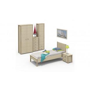 Мебель для детской комнаты Клэр 05