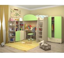 """Мебель для детской комнаты """"Ксюша"""" 04"""