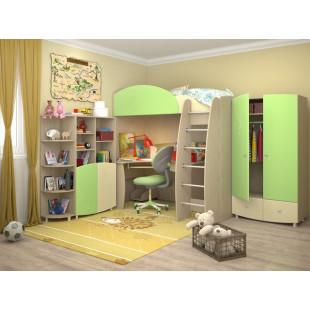 Мебель для детской комнаты Ксюша 04