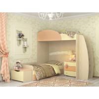 Мебель для детской комнаты Ксюша 06