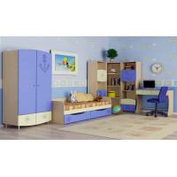 Мебель для детской комнаты Ксюша 07