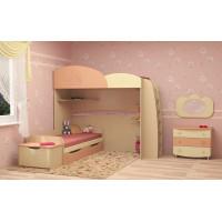 Мебель для детской комнаты Ксюша 10