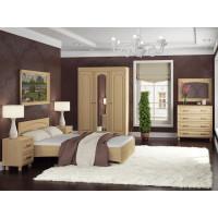 Модульная спальня Жозефина 03 клен