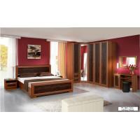 Модульная спальня Ивушка 7 комплект 3