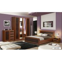 Модульная спальня Ивушка 7 комплект 2