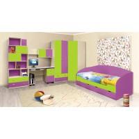 Мебель для детской комнаты Юна 02