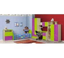 Мебель для детской комнаты Юна 03
