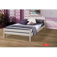 Кровать Рита 2 1200 (массив березы)