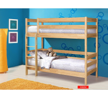 Кровать 2-ярусная Рита B-2/3 (массив березы)
