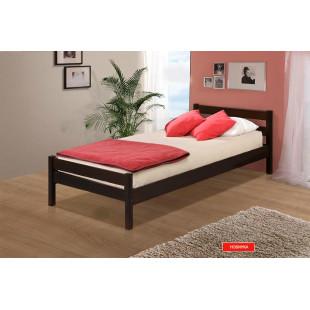 Кровать Рита 1 (массив березы)