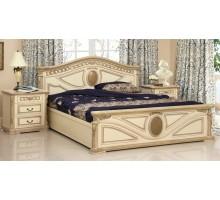 Кровать Сантина слоновая кость