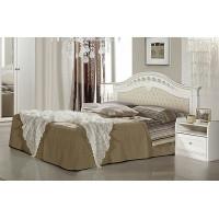 Кровать Ромола штрих лак