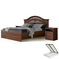 Кровать Ромола с подъемным механизмом