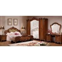 Модульная спальня Беатрис орех