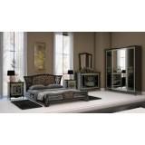Спальня Изабель черная