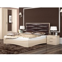 Кровать Легран темная