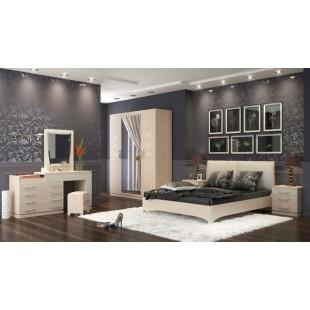 Модульная спальня Престиж млечный дуб
