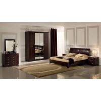 Модульная спальня Престиж венге