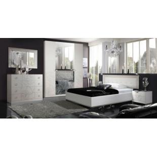Модульная спальня Росита слоновая кость