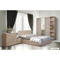 Модульная спальня Ева 8 В1