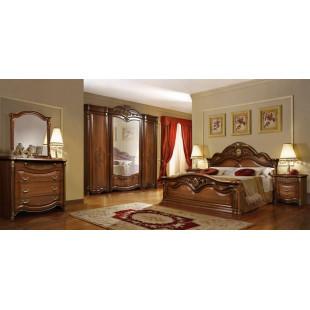 Модульная спальня Лукреция орех