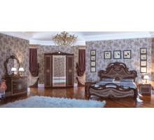 Модульная спальня Офелия орех тайский