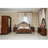 Модульная спальня Лючия орех
