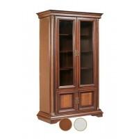 Витрина Джуна 2-дверная для книг