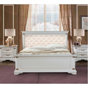 Кровать Джуна 1.8 с обивкой