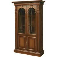 Витрина Валерия 2-дверная для книг