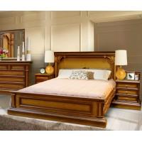 Кровать Валерия 1.6 с 2 тумбами