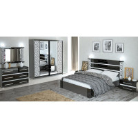Модульная спальня Альба 02