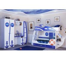 Набор детской мебели Кораблик 02