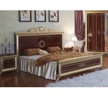 Кровать Орлеан орех